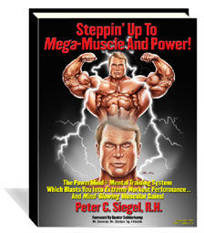 sports hypnosis for bodybuilders steppin up to mega muscle and power