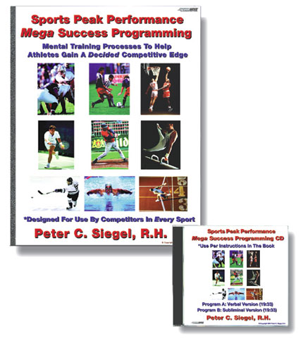 sports peak performance mega success programing mental toughness program