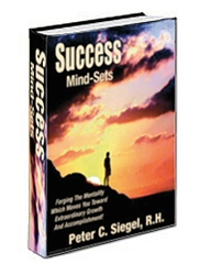 success mind sets peter siegel book