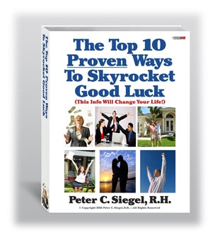 top 10 proven ways to skyrocket good luck peter siegel book