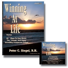 winning at life peter siegel book
